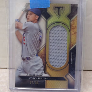 2017-Topps-Triple-Threads-Corey-Seager-Los-Angeles-Dodgers-Jersey-Relic-17-36