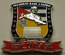 Official State Visit POTUS Obama Raul Castro Havana Cuba CLOSED 1961 OPEN 2016