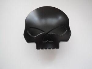 Harley Davidson Skull Totenkopf Tankdeckel schwarzmatt schwarz matt  61100103A