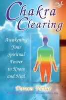 Chakra Clearing By Doreen Virtue, (paperback), Hay House , New, Free Shipping