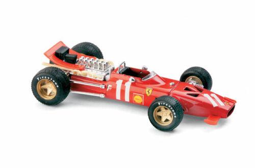 Ferrari 312 F1 GP Montecarlo 1969 Amon 1:43 1999-2008 BRUMM