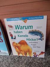 Warum haben Kamele Höcker? und andere Fragen über Tiere, aus dem Tessloff Verlag
