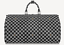 thumbnail 9 - Louis Vuitton Keepall 50 Distorted Damier Virgil Abloh LV Authentic Brand New