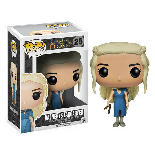 Mhysa DAENERYS TARGARYEN Vinyl Figure Game of Thrones Funko POP - New in