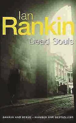 """""""AS NEW"""" Rankin, Ian, Dead Souls, Paperback Book"""