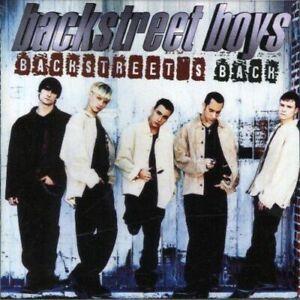 Backstreet-Boys-Backstreet-039-s-Back-1997-CD-New-Gift-Idea-Classic-Album