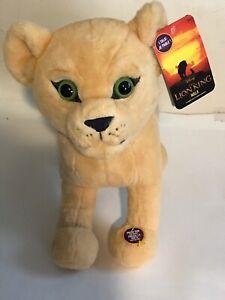 The Lion King Live Action Movie Large Plush Nala