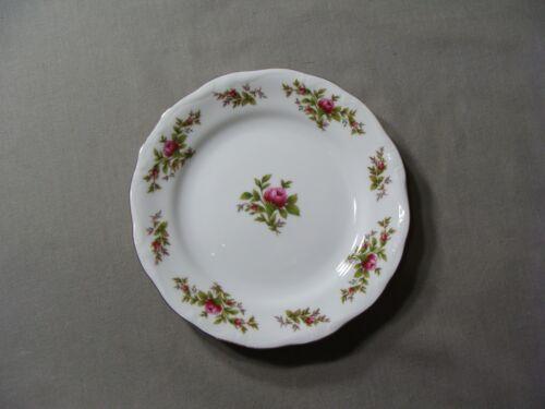 Johann Haviland Traditions Fine China 20 Piece Dinnerware Set Moss Rose Pattern