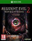 Resident Evil Revelations 2 (XBOX ONE) BRAND NEW SEALED XBOX ONE