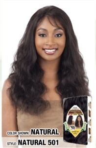 70943d2269b Details about SNG NAKED BRAZILIAN NATURAL 100% HUMAN HAIR PREMIUM WHOLE  LACE WIG NATURAL 501