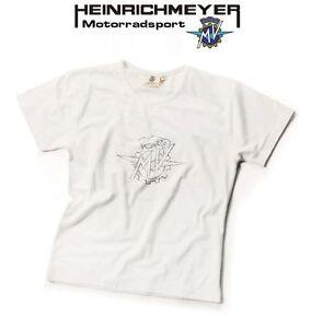 ORIGINAL-MV-AGUSTA-T-shirt-femmes-LOGO-BLANC-M-NEUF-pierres-strass-donna-lady