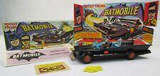 Corgi Vintage 1966 1st Issue Batmobile 267 Original Box Superb Condition