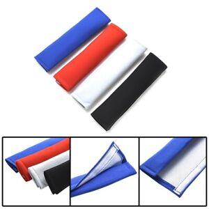 2Pcs Car Seat Belt Pads Seat Shoulder Strap Pad Cushion Cover Universal