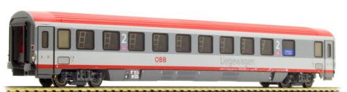 Upgrade pintura ÖBB novedad 2018 Acme 52557 1:87 coches tumbona construcción bcmz