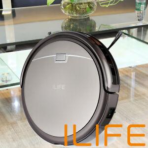 ILIFE-A4S-Smart-Saugroboter-Staubsauger-65db-2600mAh-1000pa-Automatischer-Modus