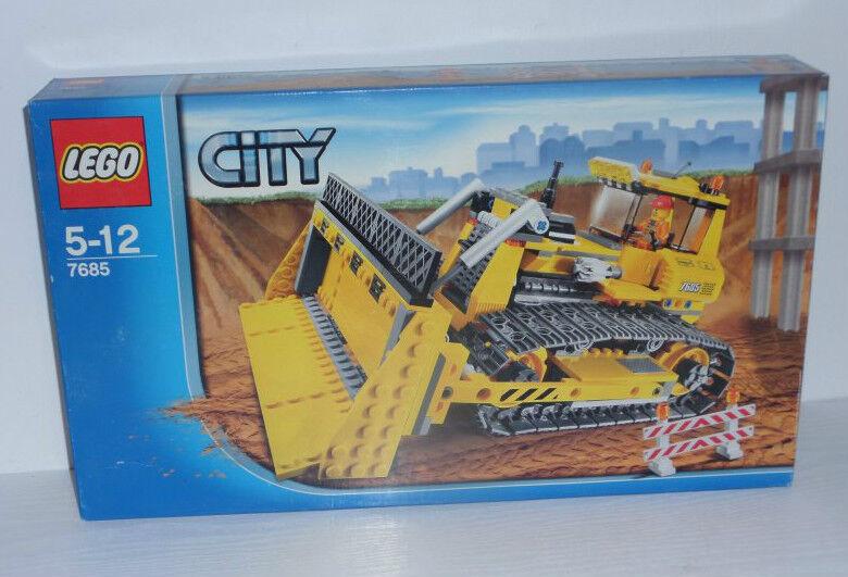 Lego City Dozer 7685 neu nouveau   100% livraison gratuite