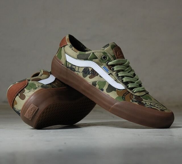 c9bca99ca357 VANS Chima Ferguson Pro 2 Ltd X Supply Auscam Size 10.5 Camo for ...