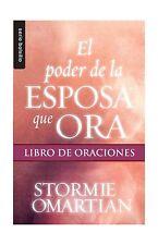 Poder de la esposa que ora El: Libro de oraciones // Power Of A... Free Shipping