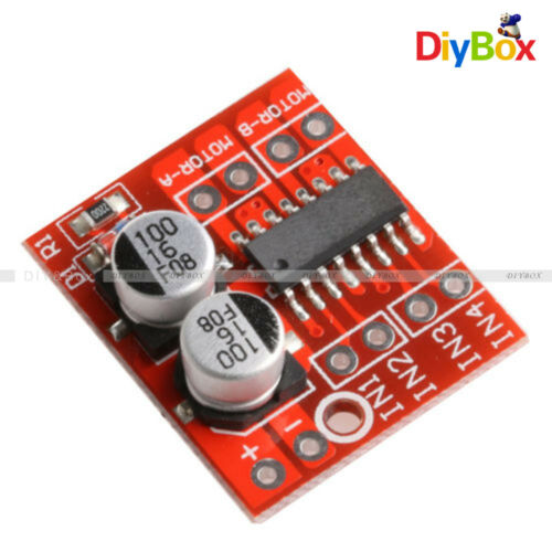 1//2//5//10PCS L298N 1.5A Dual Channel DC Motor Driver Module PWM Speed control DB