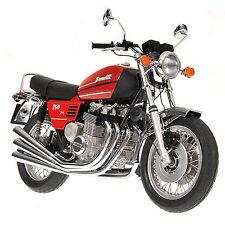 1975 Benelli 750 Sei - RED - Minichamps Model 1:12 scale #122123000