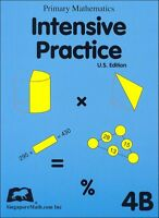Singapore - Intensive Practice 4b (us Edition)