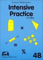 Singapore - Intensive Practice 4b (us Edition)