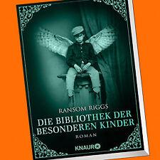 Ransom Riggs | Die Bibliothek der besonderen Kinder | Teil 3 der Trilogie (Buch)
