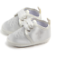 Baptism Shoes For Baby Girls Boy White Ivory 0-9 Months Toddler Christening Shoe