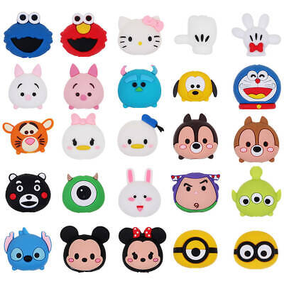 Cartoon Animal Cable Bite Cute Phone Charger Protector