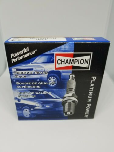 Brand New 4-Pack Champion Spark Plugs RC7PYCB4; 3340