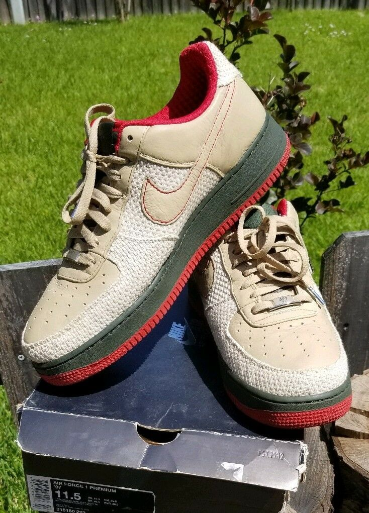 GREEN RED BROWN TAN MENS SHOES SIZE 2018 PREMIUM ED.
