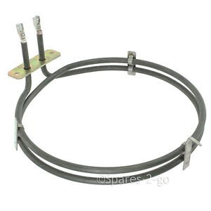 BEKO-BE63FSX-Fan-Oven-Element-Cooker-Heating-Heater-Element-2-Turn-2000W