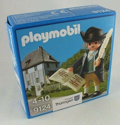 Playmobil Sonderedition 9124 Johann Wolfgang von Goethe OVP