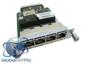 CISCO-HWIC-4T1-E1-4-port-clear-channel-T1-E1-HWIC-LIFETIME-WARRANTY