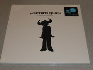 Jamiroquai-Emergency-On-Planet-Earth-2LP-180g-Vinyl-Neu-amp-OVP-DLC