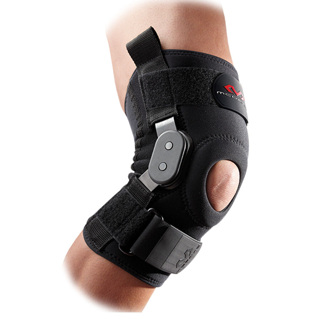 Mcdavid 429 New Logo PS II Neoprene Hinged Knee Brace  Stabilizer Brace Support  cheap wholesale
