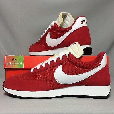 Nike Air Tailwind 79 UK11.5 487754 602 EUR47 US12.5 Rouge Daim Maille Gaufrée OG   eBay