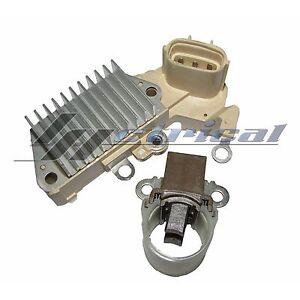 New alternator voltage regulator brush holder for toyota 4runner image is loading new alternator voltage regulator brush holder for toyota fandeluxe Gallery
