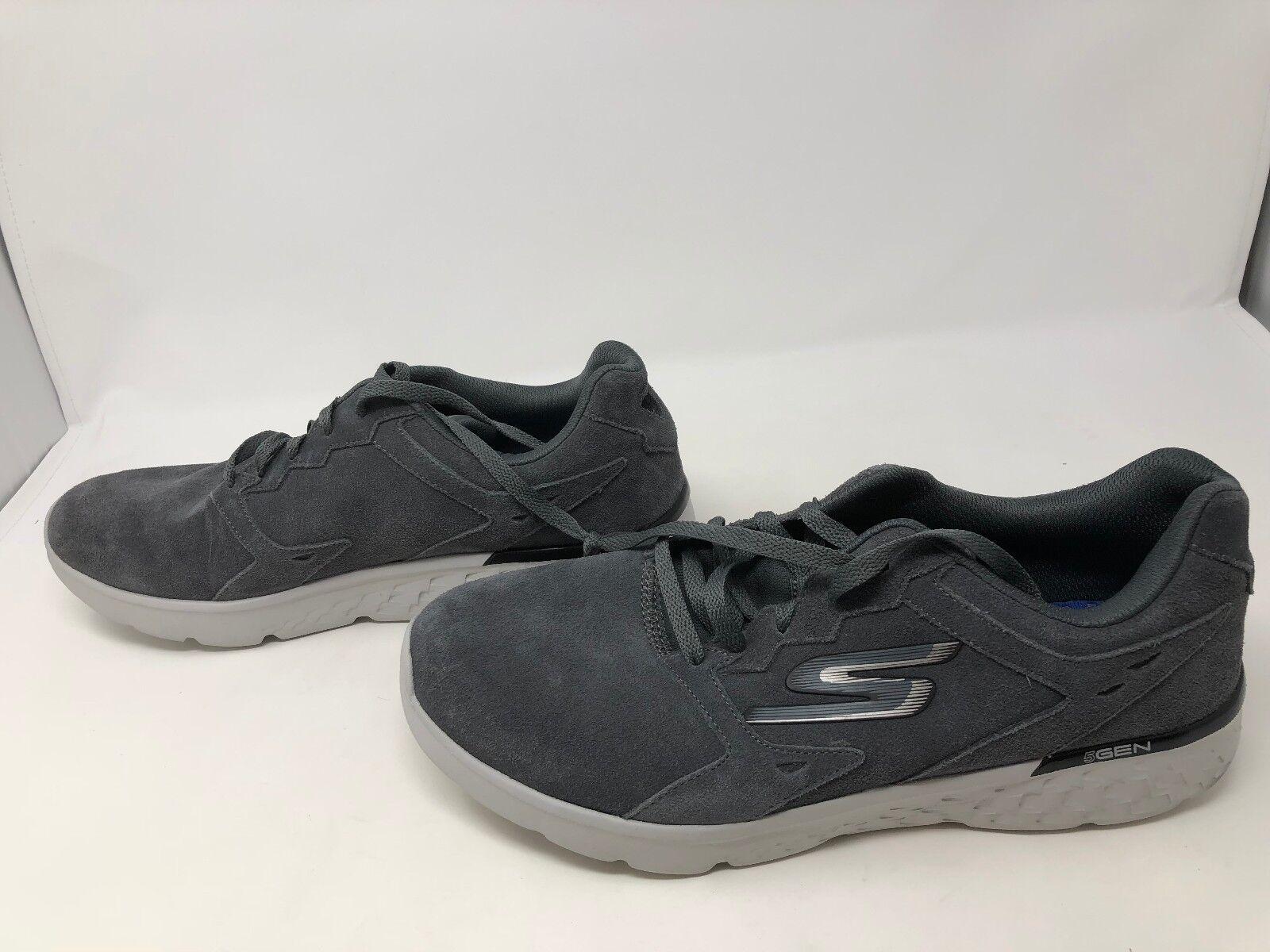 Hombre Skechers zapatos Gorun 400 SWIFT gris zapatos Skechers 14T 6de394