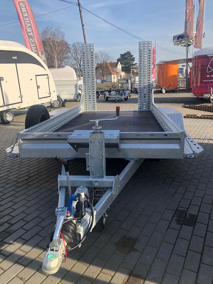 Maskintrailer WARK, Kabeltrailer WARK, Cargotra...