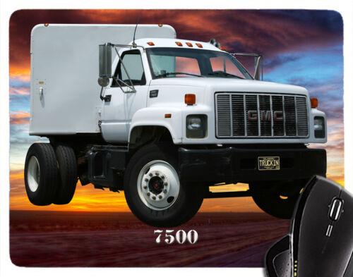 LKW Modelle US Trucks Mousepad Handauflage Mauspad mit Motiv