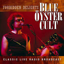 BLUE OYSTER CULT New Sealed 2017 UNRELEASED LIVE 1981 CONCERT CD