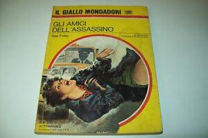 GIALLO-MONDADORI-N-1282-RAE-FOLEY-GLI-AMICI-DELL-039-ASSASSINO-26-AGOSTO-1973