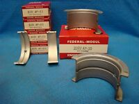 1967 - 86 Chevy 262 267 302 305 307 327 350 Main Bearings 030 Impala Caprice Usa