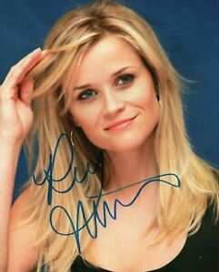Autographed-Reese-Witherspoon-signed-8-x-10-photo-Classic-Reese