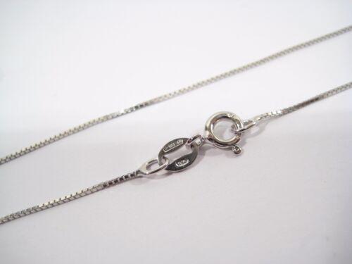 Collane 40 e 45 cm,catena VERO puro argento 925,Veneziana fine.TOPqualità//prezzo