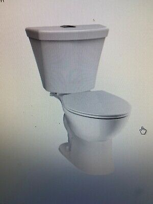 "Toilet Tank Lid Cover Porcelanosa For Dual Flush Toilet 13-7//8x6"" ."