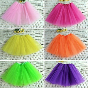 49556b075 Image is loading Women-Girl-Pretty-Elastic-Stretchy-Tulle-Dress-Teen-