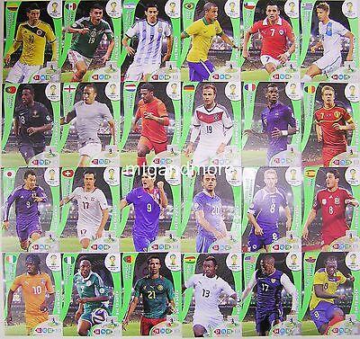 ADRENALYN xl-Australie Carte choisir-fifa world cup brazil 2014 wm