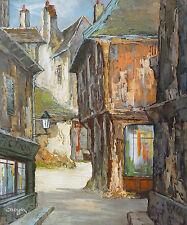 André BOYER (1909-1981) HsT Expressionnisme Expressionnism Ecole de Paris